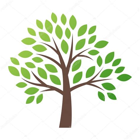 meaning of trees the symbolism behind 11 common varieties trees symbolism stylized vector tree logo icon stock