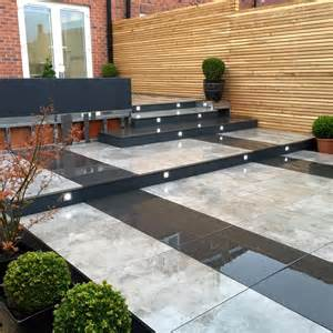modern contemporary garden design build swindon wiltshire