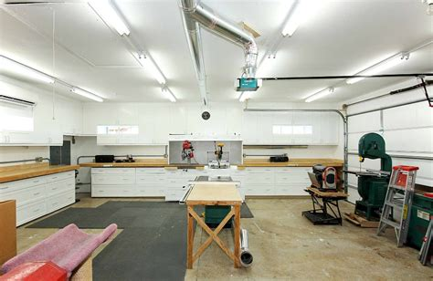 garage workshop design more uses for your garage workshop or art studio images
