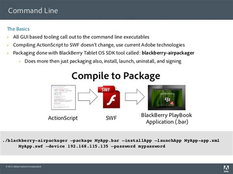 reset blackberry using command prompt adobe air mobile development for android and playbook