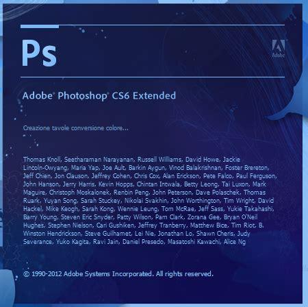 per photoshop cs6 come installare photoshop cs6