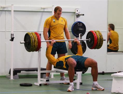 england rugby bench press rugby world s guide to strength and conditioning rugby world