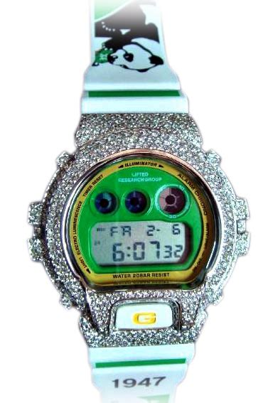 tvj gs1007 custom g shock johnny dang co