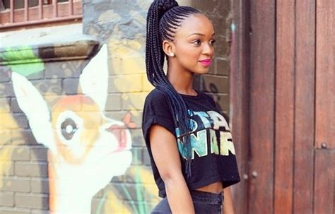 nandi mngoma new hairstyle nandi mngoma has changed her hair and it s totally amazing