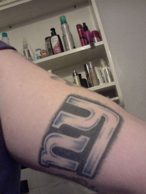 ny giants tattoo designs new york giants logo picture at checkoutmyink