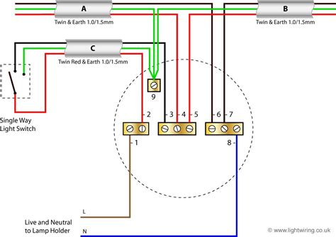 how to wire lights in a house radial circuit light wiring diagram old colours light