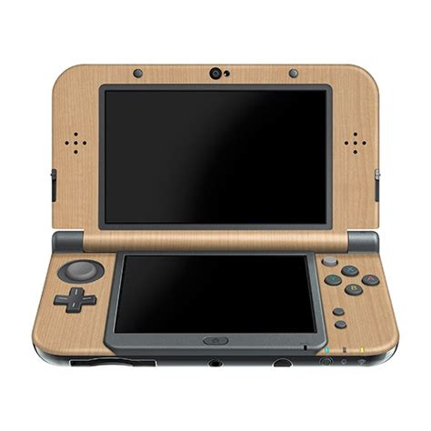 New 3ds Xl wood series wraps skins for new nintendo 3ds xl