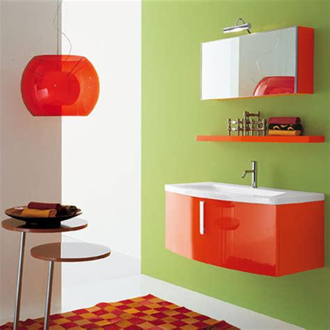 Colorful Bathroom Vanities by Bath Design D 233 Cor Colorful And Luxurious Novello