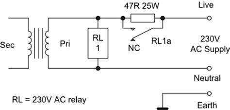 surge current limiting resistor surge limiter