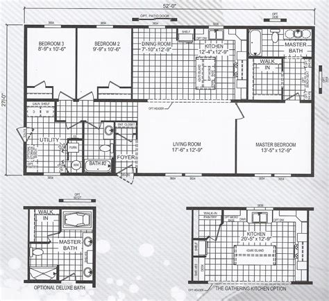 iseman homes floor plans 18 1339 970 fusion 28x52