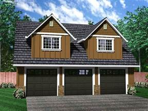 Three Car Garage With Apartment by Detached Garages