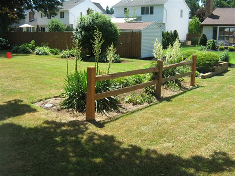 split rail sadler fence and staining llc