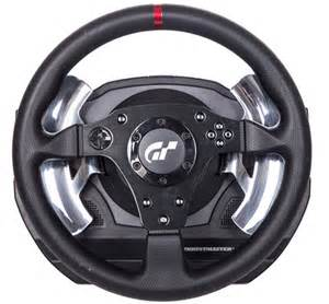 Steering Wheel For A Pc Steering Wheels By Thrustmaster Free Uk Shipping