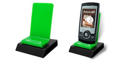 Plastic S Shaped Mobile Phone Stand Holder Green 2010 28 best images about plastic phone holder project on