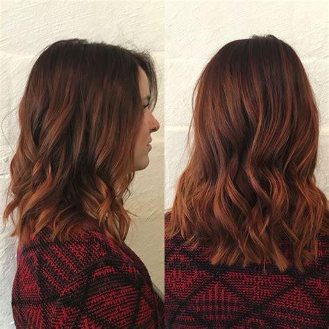 copper brown hair on pinterest color melting hair blonde hair exte 230 besten besondere ansichten bilder auf pinterest haar