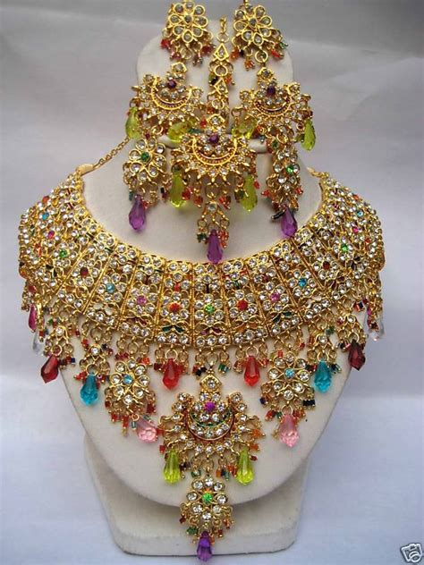 Simple Indian Bridal Jewelry Sets
