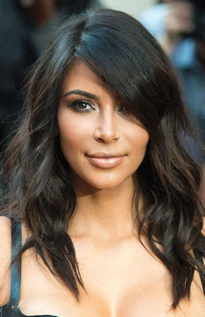 pinterest long bob hairstyles kim kardashian 17 best ideas about kim kardashian hairstyles on