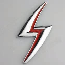 Lightning Car Badge Achetez En Gros Nissan Embl 232 Me En Ligne 224 Des