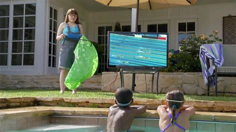 u verse commercial actress at t u verse wireless receiver tv spot who s bob