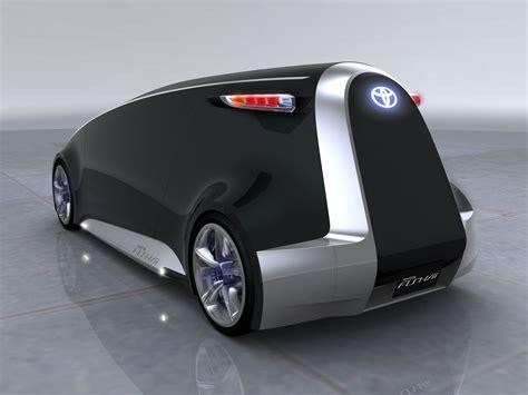 future toyota 2011 toyota fun vii concepts