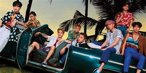 exo the war exo tops album sales chart with the war allkpop com