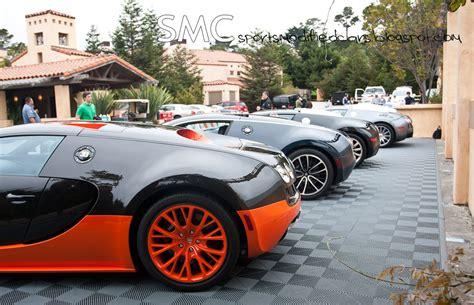 modified bugatti bugatti veyrons in monterey 2011 sports modified cars