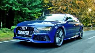 2016 audi rs7 performance 605 hp design and driving