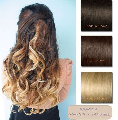 medium brown with blonde ombre caramel brown blonde ombre hair google search hair
