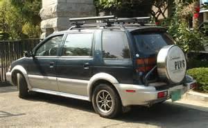 Mitsubishi Santamo Mitsubishi Santamo Pictures Information And Specs