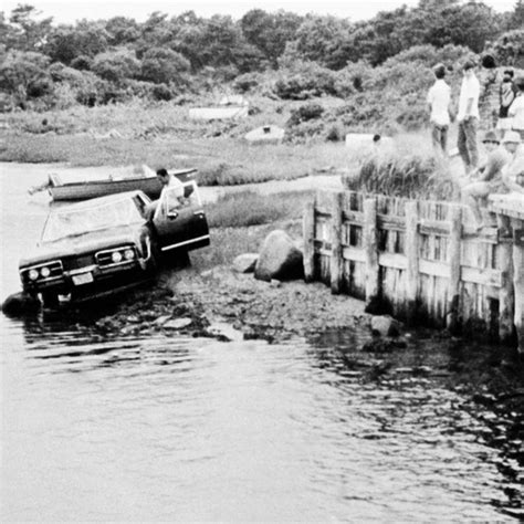 Chappaquiddick Island Incident Picz Ted Kennedy And The Chappaquiddick