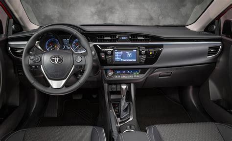 Toyota Corolla S Interior 2014 toyota corolla s interior photo