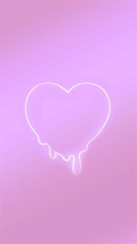 wallpaper for iphone aesthetic aesthetic aesthetics background cute girly heart