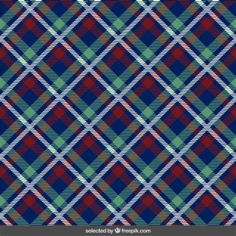 vector pattern tartan frabric with tartan pattern vector free download