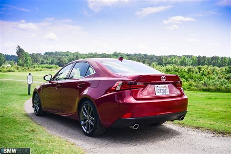 bmw is350 bmwblog test drive 2014 lexus is350
