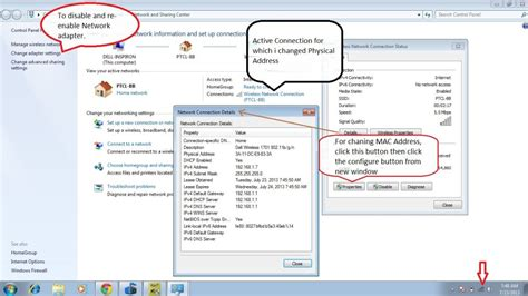 amac address change best method to change mac address in windows 7 8 vista