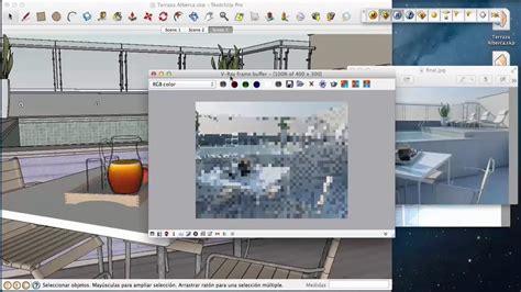 tutorial render vray untuk sketchup belajar render sketchup cara setting rendering vray