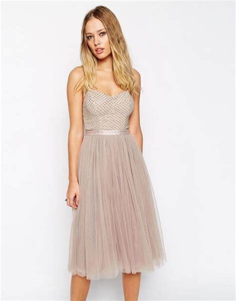 Hochzeit Kleid by Beiges Kleid Auf Hochzeit