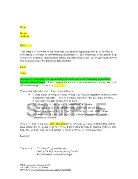 Patient Appointment Reminder Letter by Patient Appointment Reminder Letter Exle Docoments Ojazlink