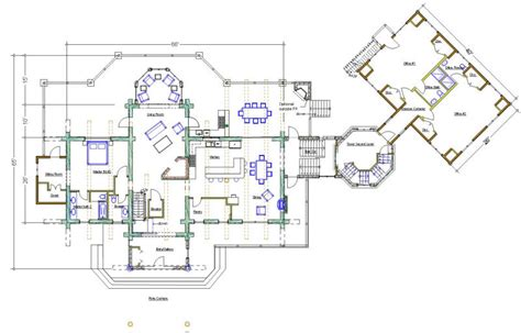 floor plans for 4000 sq ft house 8000 square foot house plans home deco plans