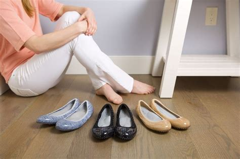 comfortable ballet flats for wide feet better than bare feet flats with style comfort
