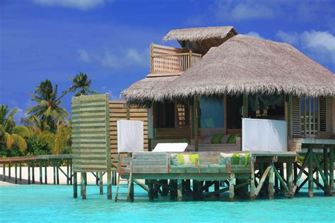 six senses laamu maldives luxury water villas at the six senses laamu resort