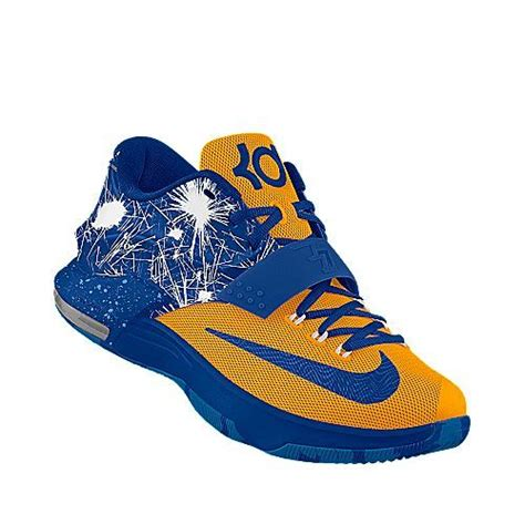 dope basketball shoes kd 7s west ranch shoes