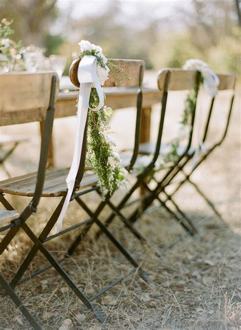 sedie per matrimoni erbe aromatiche per il matrimonio come utilizzarle al meglio