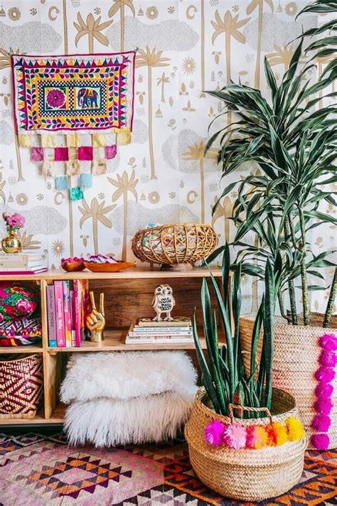 boho chic home decor design ideas for dreamy boho home d 233 cor pre tend magazine