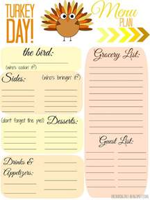 thanksgiving menu planner template 4mykiddos 5 free thanksgiving meal planner printables