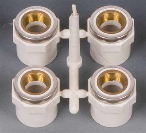 Piping And Plumbing Fittings by Pvc Pipe Fittings And Connectors
