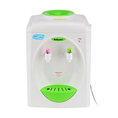 Dispenser Miyako Panas Dingin dispenser and cool automatic soap dispenser