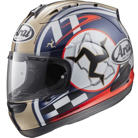 Helm Arai Rx7 Gp arai rx7 gp isle of tt 2015 limited edition helmet revealed pre order price announced