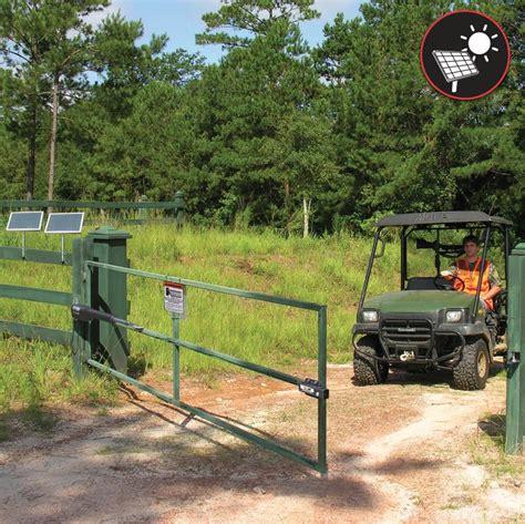 fm350 swing gate opener com mighty mule automatic gate opener for medium