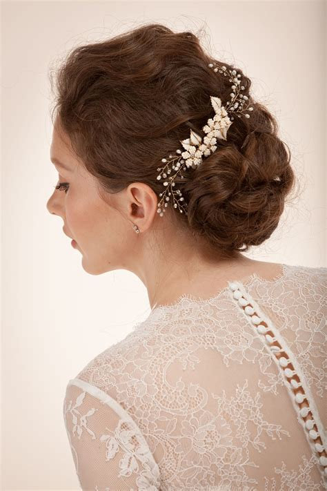 Vintage Wedding Hair Veils by A New Collection Of Bridal Hair Accessories